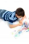 Детские раскраски: непростые картинки
