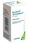 Экзодерил - показания к применению противогрибкового препарата