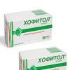 Хофитол – таблетки для больной печени