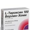 Тироксин - основной гормон щитовидной железы