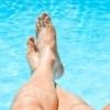 Герпес на ноге – признак опоясывающего герпеса