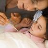 Простуда у детей - не спешите сбивать температуру