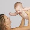 Потница у ребенка - будьте внимательны к гигиене малыша